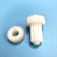 Bộ 2 bánh răng nâng khay dùng cho máy photocopy Toshiba E 550, 650, 520, 720, 850, 555, 655, 755, 556, 656, 756, 657, 857
