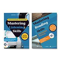 Combo 2 cuốn: Mastering Listening Skills + Mastering Reading Skills