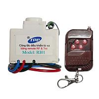 Bộ công tắc điều khiển từ xa TPE RI01 + Remote R1VG315