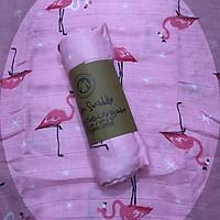 Khăn xô tắm aden cho bé khăn màu