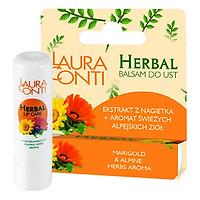 Nourishing Herbal Lip Care with Marigold&Apline herbs Aroma