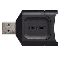 Kingston MLP High-speed SD Card Reader USB3.2 Gen 1 Multi-function Memory Card Reader Mini Portable SD Card Reader SD