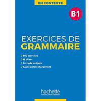 Sách học tiếng Pháp: En Contexte : Exercices de grammaire B1