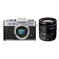 Máy ảnh Fujifilm X-T20 + Kit 18-55mm f/2.8-4 - Bạc - Hàng Chính Hãng