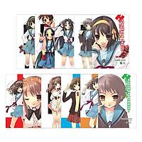 ComBo Sách Suzumiya Haruhi (Trọn Bộ 11 Tập)