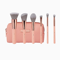 Bộ Cọ Trang Điểm 6 cây BH Cosmetics Petite Chic 6 Piece Mini Brush Set With Bag