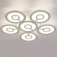 Đèn ốp trần LED tròn 6 cánh độc đáo LIGHTING