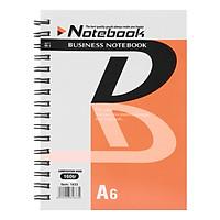 Sổ Lò Xo Business Devyt A6 - D1633 - 160 Trang ĐL70/92