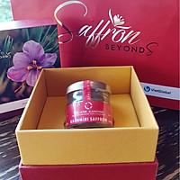 Nhụy hoa nghệ tây Organic Kashmir Saffron hộp 1g