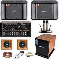 Trọn bộ dàn âm thanh SA - 7800 II BellPlus (hàng chính hãng)