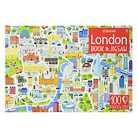 Usborne Picture Book & Jigsaw London