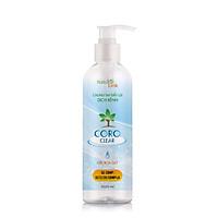 Gel rửa tay khô cao cấp CORO CLEAR - Chai 1000 ml - Đạt tiêu chuẩn GMP-WHO
