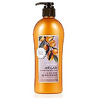 Sữa tắm thảo dược 100% tinh dầu Argan  Welcos Argan Gold Moisture Body Cleanser 730g