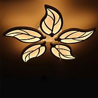 Đèn ốp trần - đèn trần 5 lá 3 màu ánh sáng HUNG LAMP