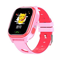Đồng hồ thông minh định vị trẻ em LBS KKTick SmartWatch AT08s, nghe gọi 2 chiều, màn hình cảm ứng, kháng nước IP67, pin khỏe - Hàng nhập khẩu