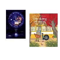 Combo 2 cuốn sách: Tiệm bánh ngọt lúc nửa đêm + Trên Đường Về Nhà Bà