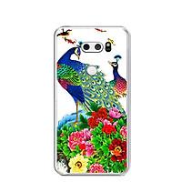 Ốp lưng dẻo cho điện thoại LG V30 - 0149 CHIMCONG02 - Hàng Chính Hãng