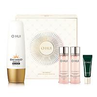 Bộ Chống Nắng 4 Món OHUI Day Shield Perfect Sun Black Special Set 94ml_FI50229010