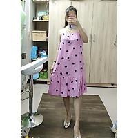 Váy lanh 2s hai dây đuôi cá vải lanh Việt Thắng bền đẹp( ảnh shop tự chụp)