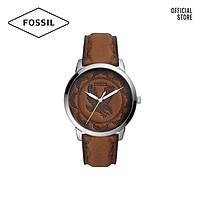 Đồng hồ nam FOSSIL Neutra dây da FS5543 - màu nâu