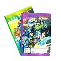 Vở 4 Ô ly 80 trang School Justice League 0579 (lốc 10 quyển)