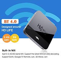 TV Box Android 9.0 H96 Mini H8 RK3228A 2.4G/5G WIFI Set Top Box 1+8GB US
