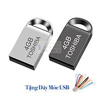 USB 4GB TSB Mini - Màu Bạc
