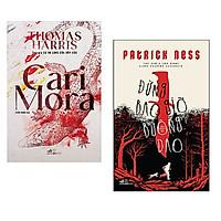 Combo tiểu thuyết đặc sắc: Cari Mora + Hỗn Mang 1- Đừng Bao Giờ Buông Dao