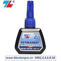 Mực bút lông dầu Thiên Long PMI-01 mực xanh