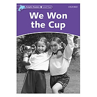 Dolphin Readers Level 4 We Won The Cup Activity Book