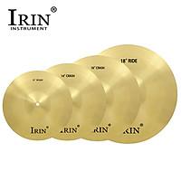 """Bộ Cymbal Lõi Đồng Thau IRIN SC-260 (12""""-14""""-16""""-18""""-20"""")"""
