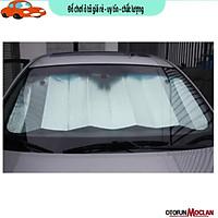 Tấm xốp che nắng kính lái bên trong ô tô, xe hơi size 70x140cm