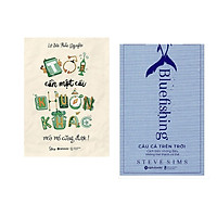 Combo 2 cuốn sách: Tôi Cần Một Cái Khuôn khác Méo mó Cũng được  + Câu Cá Trên Trời - Cách Biến Những Điều Không Thể Thành Có thể