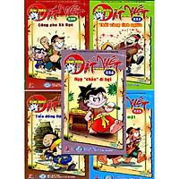 Bộ Truyện Tranh Thần Đồng Đất Việt (Tập 220 - 224)