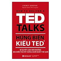 Sách - Hùng biện kiểu Ted 2
