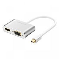 Cáp Mini DisplayPort To HDMI + VGA Ugreen (20421) - Hàng chính hãng