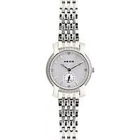 Đồng hồ Neos N-30894L nữ dây thép bạc