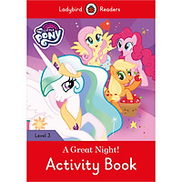 My Little Pony: A Great Night! Activity Book
