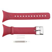 Premium Rubber Wristwatch Bands Steel Buckle for Suunto M Series M1 M2 M4 M5