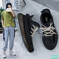 Giày Cặp Đôi Nam Nữ MINSU M4702, Giày Thể Thao Sneaker Nam Nữ Y350 Phản Quang Hàn Quốc Mang Đi Chơi Đi Học, Du Lịch