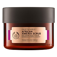 Tẩy Da Chết The Body Shop African Ximenia Spa Of The World (350ml)