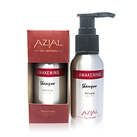 Dầu gội thảo mộc tinh dầu Bưởi AZIAL Awakening Shampoo, giảm ngứa, ngăn tóc gãy rụng