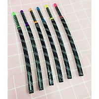 Set 2 Mô hình kiếm nhựa dài 25cm ( giao ngẫu nhiên )