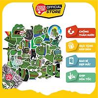 Pepe Frog - Set 30 sticker hình dán