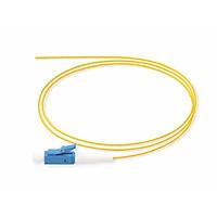 Dây Hàn Quang VIVANCO LC/APC 9/125 Single Mode Simplex Fibre Pigtail, Yellow, 1m. Hàng Chính Hãng