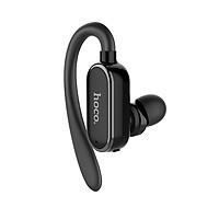 Tai nghe móc tai Bluetooth Hoco chuẩn kết nối Bluetooth 4.2 hỗ trợ kết nối cùng lúc 2 thiết bị, chất liệu ABS an toàn tặng nút tai silicon E26 - Hàng chính hãng