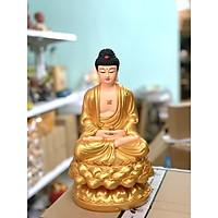 Tượng Phật A Di Đà nhủ vàng composite