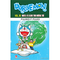 Sách - Doraemon Truyện Dài - Tập 10 - Nobita Và Hành Tinh Muông Thú