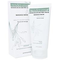 Sáp Thơm Massage 100% Thiên Nhiên rendez-vous Relaxant Massage Balm 150ml