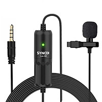 Micro cài áo Synco Lav-S8 - mic cài áo đa hướng condenser chính hãng